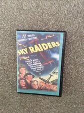 SKY RAIDERS 12 episode Cliffhanger serial