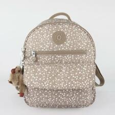 KIPLING ROSE Small Backpack Dainty Daisies Beige