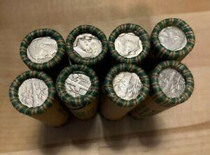 (50) Roosevelt Dimes 90% Silver 1946-1964 Lot of 50 Dimes Estate Sale Dime Rolls