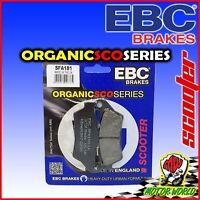 SFA181 Pads Organic EBC Rear Motorcycle Moto Guzzi Stelvio 1200 2008 2009 2010