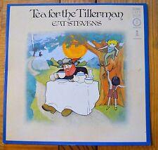 Disque vinyle LP 33 T, Cat Stevens, Tea for the Tillerman, Freshwater Music,