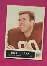 1965 PHILADELPHIA  # 33 BROWNS BILL GLASS EX-MT CARD (INV# A5026)