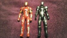 Marvel legends Iron Man and War Machine 6 inch figure lot