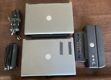 New listing dell latitude D630 D620 w/docking Station