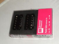 Seymour Duncan SH-PG1 Pearly Gates Matched Pickup Set BLACK  New with Warranty
