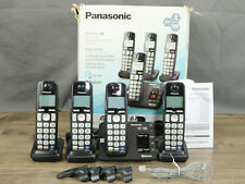 Panasonic KX-TG454SK Link2Cell Bluetooth Enabled Phone - 4 Handsets