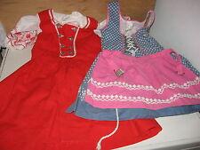 2 Dirndl Kleider Gr: 104 und 110