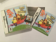 NINTENDO DS NDS DSL DSi GAME WONDER PETS SAVE THE ANIMALS! COMPLETE PAL