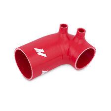 "MISHIMOTO Silicona aire de entrada Caja De Manguera-Bmw E36 325 (3,5 ""HFM) - Rojo"