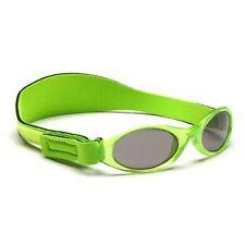 Kidz Banz GREEN Sunglasses 100% UV Protection Boys Girls 2-5 Years Value #000109