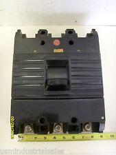 "FEDERAL 225 A AMP 3 POLE CIRCUIT BREAKER TYPE ""J"" FRAME, 600VAC, NJ631225"