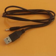 DC USB Charger Cord Cable For Samsung Bluetooth Headset WEP-200 WEP-210 WEP-500