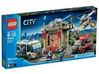LEGO® City 60008 Museums-Raub - NEU / OVP