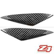 2005 2006 Suzuki GSX-R 1000 Gas Tank Side Cover Trim Fairing Cowl Carbon Fiber