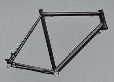 Cyclocross Rahmen CROZZROAD DISC RH 60 cm in schwarz matt Gravel TPR