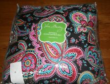Vera Bradley PARISIAN PAISLEY SATEEN COMFORTER SET TWIN XL bedding dorm