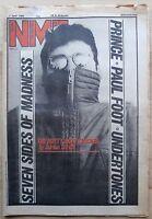 NME 2 APR 1983 MADNESS PRINCE UNDERTONES MCCLAREN SEETHING WELLS U2 BONO PIGBAG
