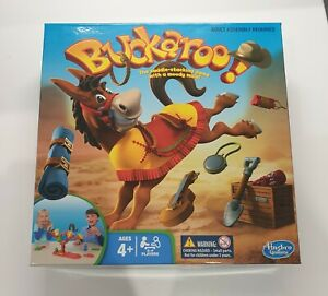 Buckaroo - 2014 Hasbro Gaming - Complete - VGC