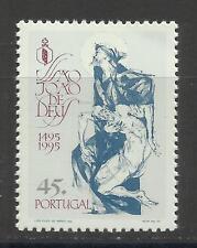 Portugal 1995 - 5th Centenary St João de Deus Birth set MNH
