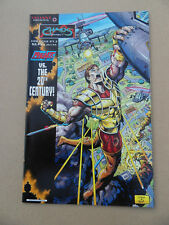 Chaos Effect , The  Epilogue Part 2 . Valiant 1995 . FN / VF