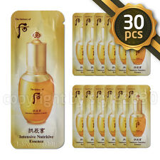 [The history of Whoo] Qi & Jin Essence 1ml x 30pcs Intensive Nutritive Essence