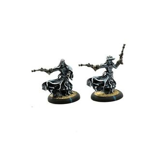 CRYX 2 Pistol Wraith 1 Converted METAL #1 WELL PAINTED Warmachine