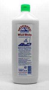Michel Wisch-Wachs ohne Schichtenbildung für alle wischbaren Böden im Haus