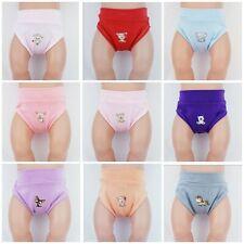 VANABU® Puppenkleidung 1x Unterhosen für 40 cm - 43 cm Baby Puppen NEU