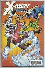 X-Men Blue Annual #1 Mike Hawthorne Poison X Variant Venom Marvel Legacy 2018