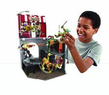 Teenage Mutant Ninja Turtles Playsets Game Action Figures