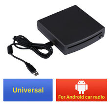 Universal New Car Radio DVD Player External Android Stereo USB Interface Connect