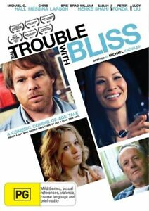 The Trouble With Bliss - New & Sealed All Region DVD - FREE POST