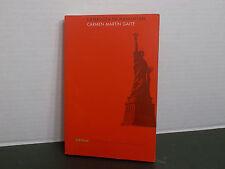 CAPERUCITA EN MANHATTAN  por CARMEN MARTIN GAITE COLECCIÓN ESCOLAR DE LITERATURA