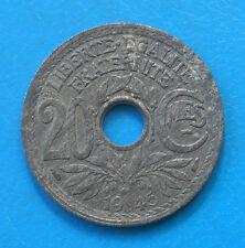 RARE 20 centimes Lindauer  1945 C , belle cotation