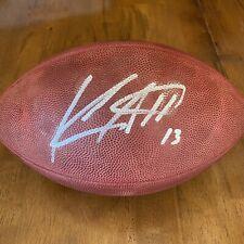 Keenan Allen Signed Autographed The Duke Game Football Fanatics COA Chargers