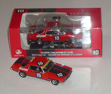 1:43 Classics - 2010 Club Car - Holden HQ Monaro GTS Coupe