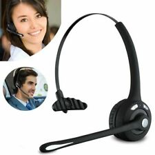 Wireless Headphones with Microphone Hands Free Noise Cancelling for Driving Call