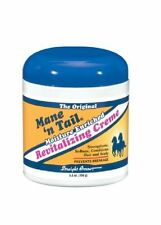 Mane n' Tail Moisture Enriched Revitalizing Creme prevents breakage 5.5oz