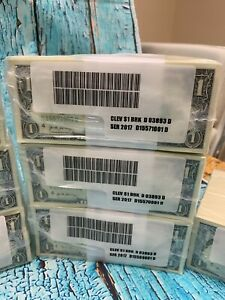 $1 dollar bills