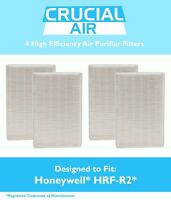 4 REPL Honeywell HPA-090, HPA-100, HPA200, HPA300 Air Filters Part # HRF-R2