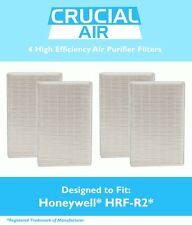 4PK Honeywell HRF-R2 Air Purifier Filters Fit HPA-090, HPA-100, HPA200 & HPA300