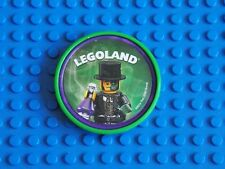 LEGO - POP BADGE ( DR SPLITZ ) 2013 - LIGHT GREEN