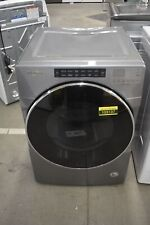 """Whirlpool Wgd6620Hc 27"""" Chrome Shadow Front Load Natural Gas Dryer Nob #103137"""