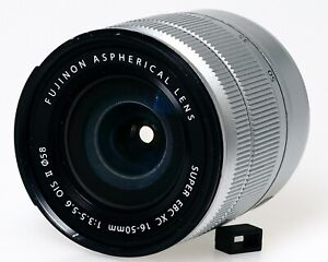 Fujifilm Fuji XC 16-50mm F3.5-5.6 kit zoom great lens for everything