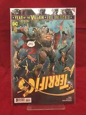 Terrifics #20 2019 DC Comics Year Of The Villain Bizarro