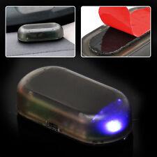 Solar Power LED Car Fake Dummy Alarm Warning Security Anti-Theft Flashing Light