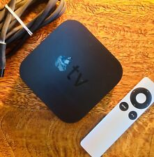 Apple TV (3rd Generation) Media Streamer -1080P HDMI A1469  less 5% free post