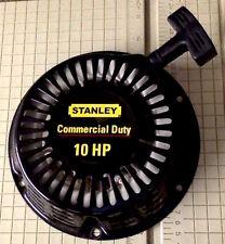Stanley Recoil Starter 10 HP Commercial Duty
