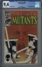 New Mutants # 26 CGC 9.4 First Appearance of Legion