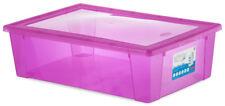 Contenitori e scatole di plastica di sottoletto per la casa
